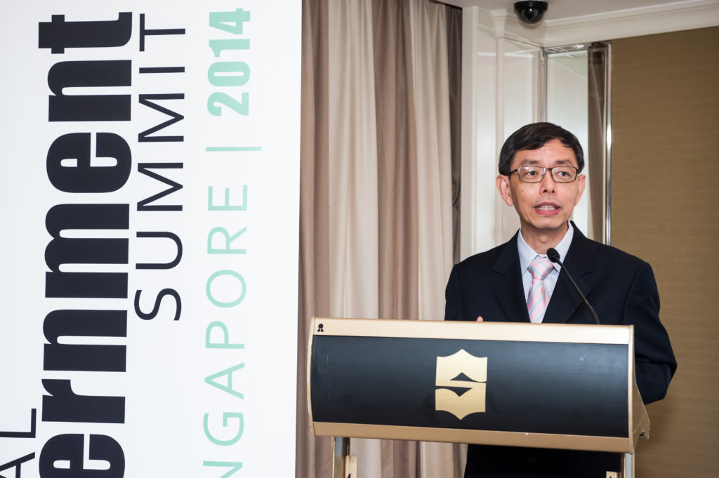 Welcome speech at the Global Government Summit - Singapore 2015 from Mr Peter Ong, Head of Civil Service, Permanent Secretary, Ministry of Finance Permanent Secretary (Special Duties), Prime Minister's Office, Singapore