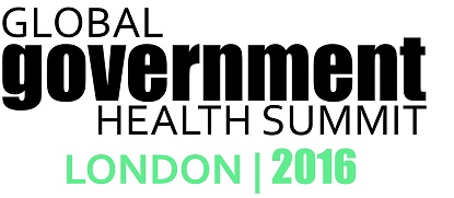 Global Government Health Summit Logo London 2016