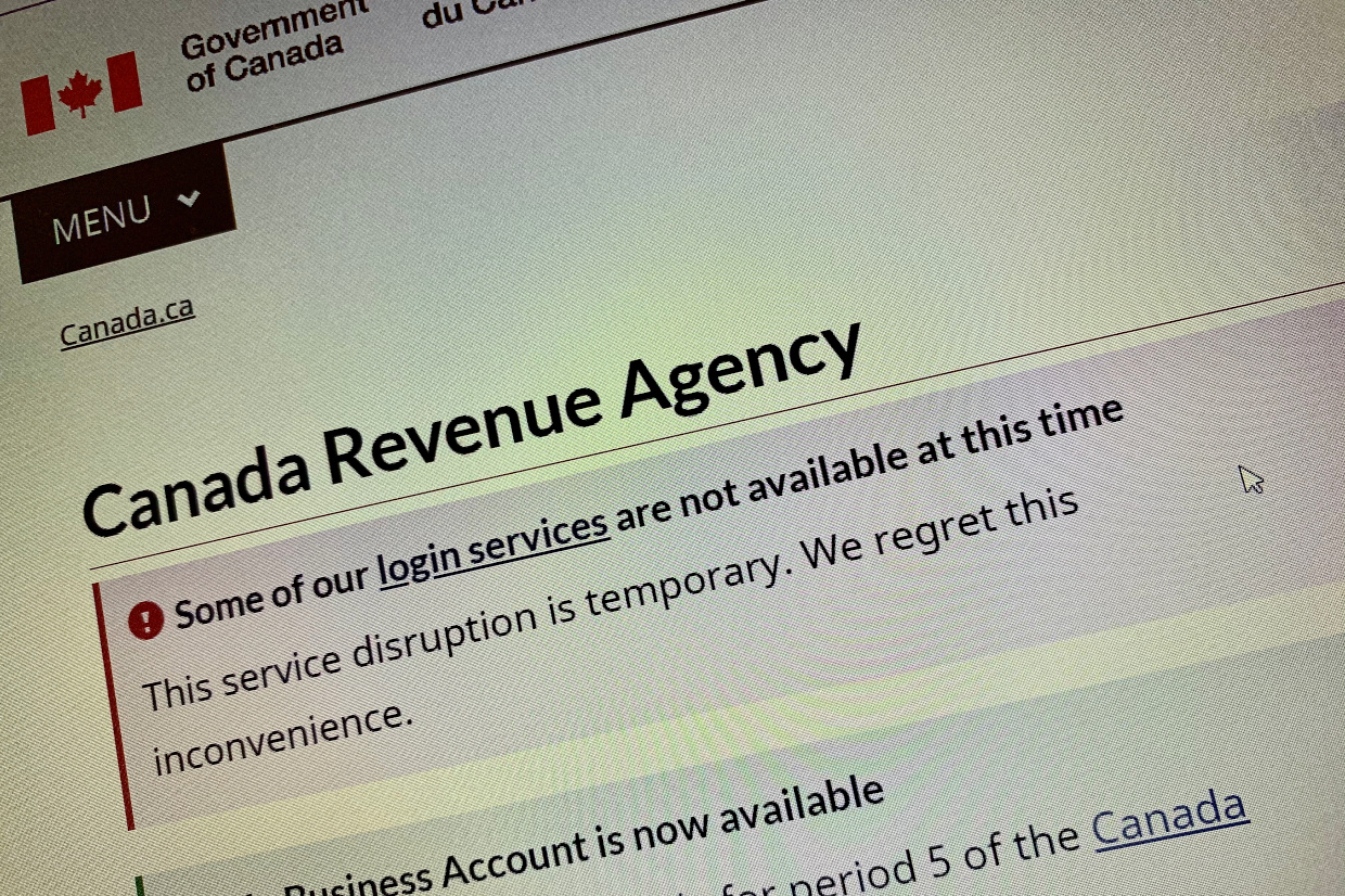 Canadian Government Suspends Online Services After Cyberattack Government Civil Service News